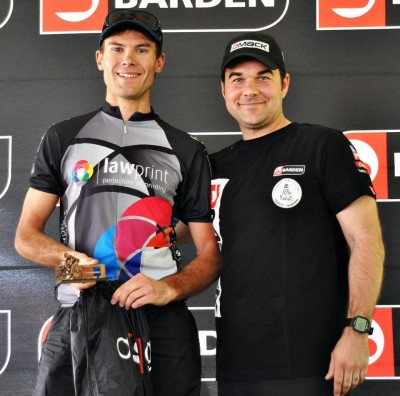 Rijnberg reigns supreme in 24-hour challenge