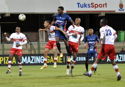 Madibaz exit Varsity Football competition