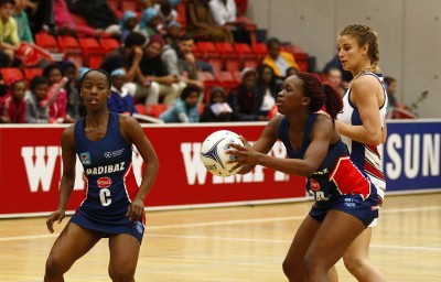 Mixed fortunes for Madibaz in Varsity Netball