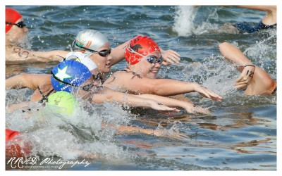Swimmers gear up for the Metsi Open Water Swim Series
