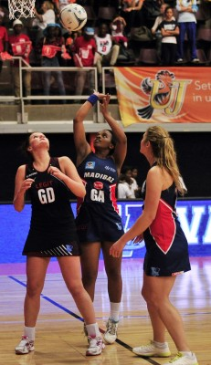 Madibaz close out Varsity Netball campaign