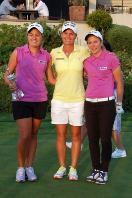 Young Talents Discovered at First-Pace Golf Day For Girls