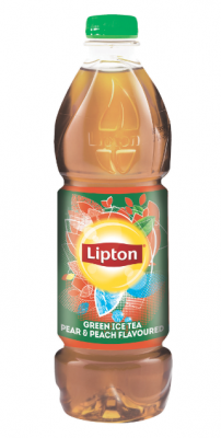 Lipton Ice Tea Launches New Green Ice Tea Pear and Peach Flavoured – First Combination Flavour Now Available