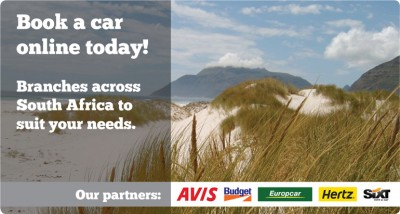 See South Africa on Your Terms with a Quote from SouthAfricaCarHire.com