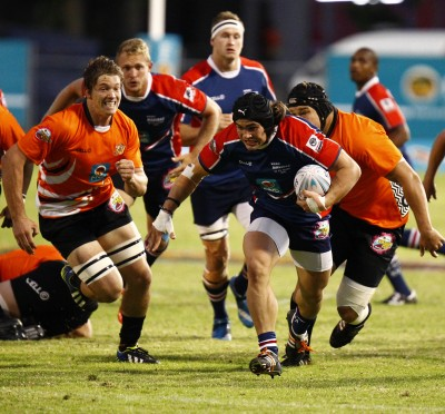 Velleman sets his sights on world U20 rugby champs