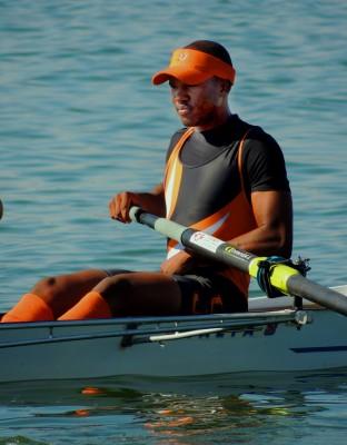 Hlekani takes helm of UJ rowing