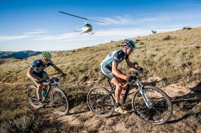 Top SA mountain bikers do battle at Zuurberg