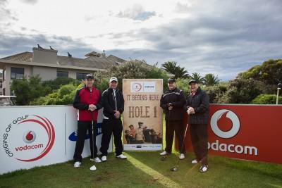 Press Release : Vodacom Origins of Golf