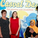 Casual Day ambassadors up for women's award