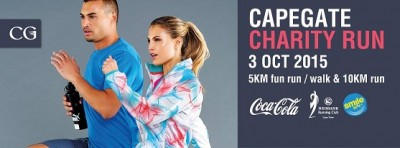 CapeGate Charity Run Cape Town