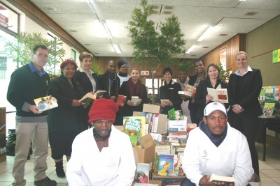 FANCOURT SUPPORTS NATIONAL BOOK WEEK