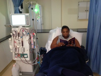 Making the most of dialysis time at National Renal Care's new Hillcrest premises