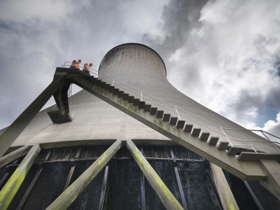 Upgrade Fill Media to Improve Cooling Tower Efficiency