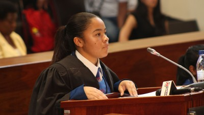 Fifth National Schools Moot Court helps shape young legal minds