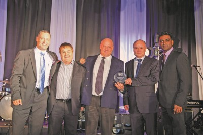 First National Battery rewarded for excellence at NAPA Awards