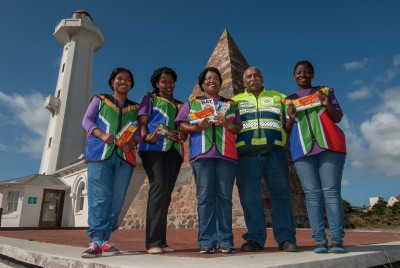 Friendly City's Tourism Ambassadors offer visitors a warm welcome