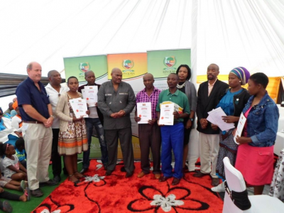 SANRAL issues certificates to 108 learners in Butterworth