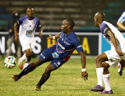Sagandira strikes balance between football and academic success