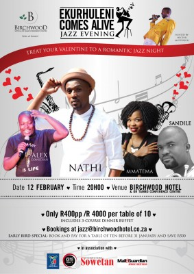 Local Musicians to Entertain Lovers at Birchwood Hotel