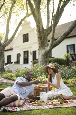 Voyage Yourself into a Nederburg Love Experience