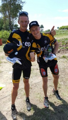 Thomas van Tonder wins The Beast OCR Challenge Series