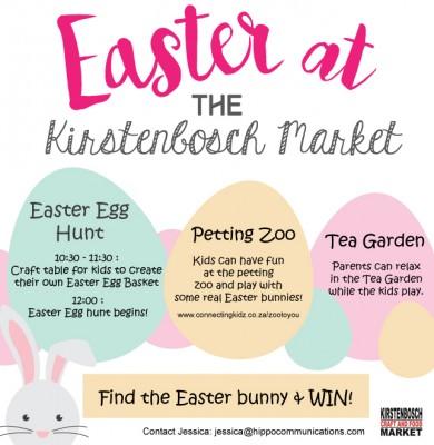 Easter at the Kirstenbosch Market