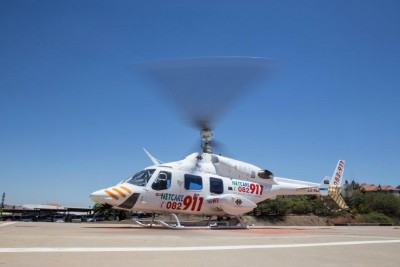 Netcare 911 HEMS air ambulances celebrate one year of service