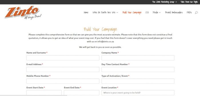 Customised-campaigns