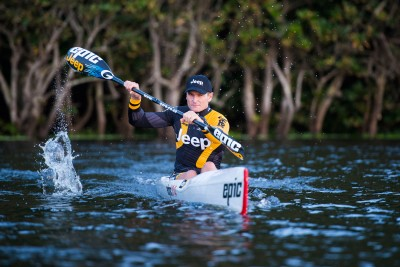 Hank McGregor awarded 'Africa's Paddler of the Year'