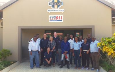 SOS Netcare 911 clinic extends medical services in Mozambique