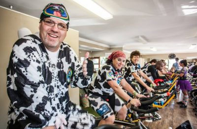 Cascades Centre to host 'The Cows' CHOC Fundraiser, 100 Miles of Nowhere