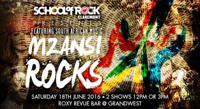 School of Rock presents The Mzansi Rocks Season Show