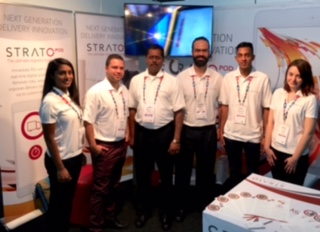 StratoPOD – a new mobile business application debuted at SAPICS 2016