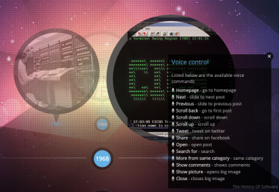 SovTech Launches Interactive Timeline of The History of Software.