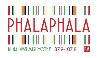 Phalaphala FM rebranding celebration