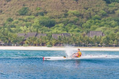 Canoe King, McGregor, continues his world domination in Mauritius