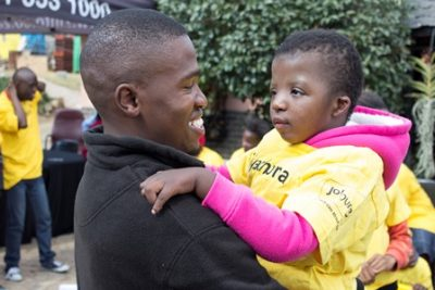 Zinto restores dignity among differently-abled people for Mandela Day