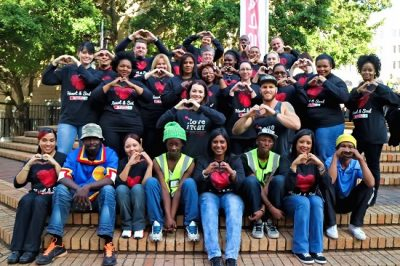 SPAR share the love on Mandela Day