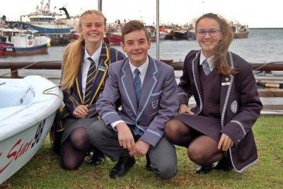 Sophie, Luke and Tammy