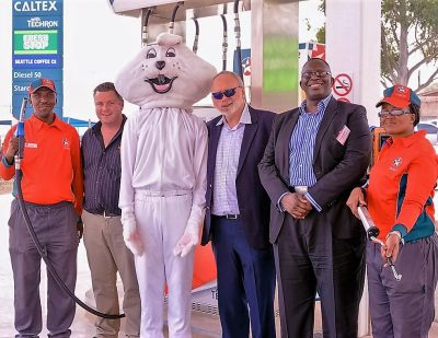 Caltex Eastern Cape Marketer launches gateway to KwaZulu-Natal