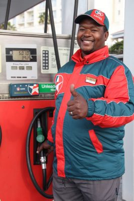 Caltex keeps EC motorists fueled up