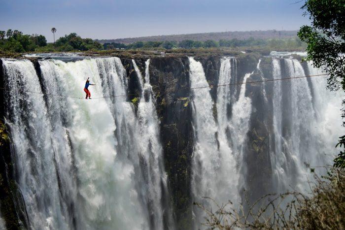 Victoria Falls Fall Again