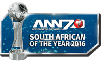 Hulisani Ravele and Maps Maponyane return to host the 2016 ANN7 'SATY' TV show