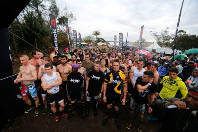 Nelspruit is fired-up for Jeep Warrior #6