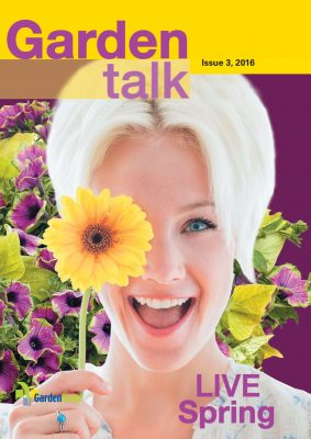 GardenTalk magazine a blooming success