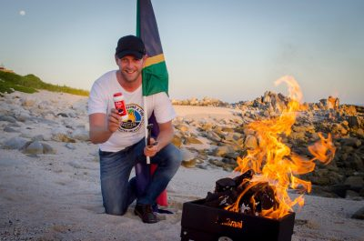 Celebrate South Africa's gees this Heritage Day, urges Jan Braai