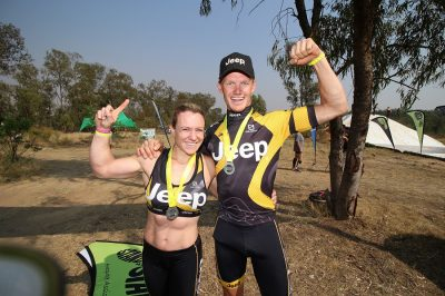 Jeep Team's Van Tonder and Marx in Warrior Mode ahead Of OCR World Champs