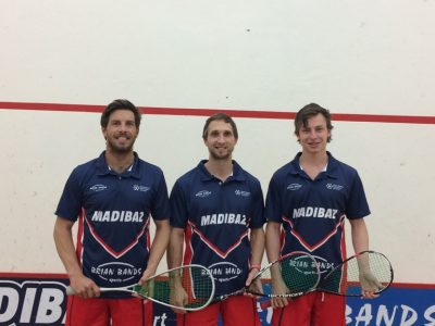 Madibaz squash build success on consistency