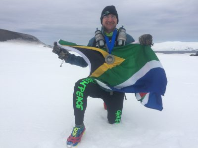 South African Activist David Barnard to Run the Grand to Grand Ultra in Support of the END Fund