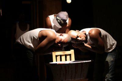 Thando Doni and Theatre Arts Admin Collective present Ubuze Bam